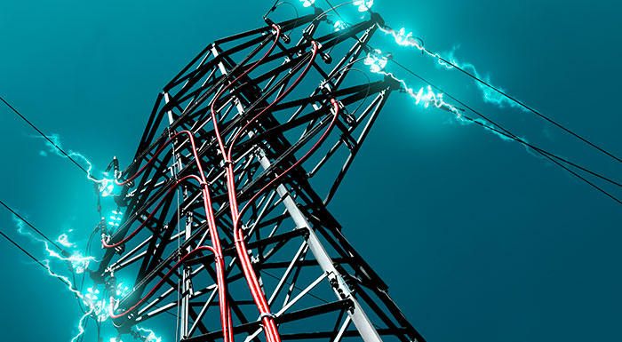 Electricity on powerline. Contact a Miami powerline injury lawyer today.